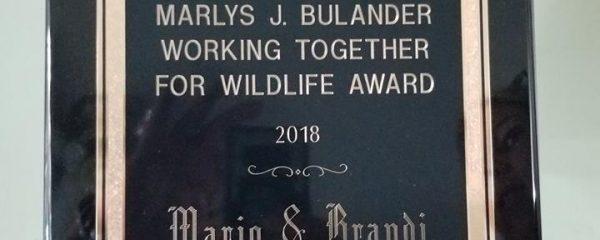 Honored and Humbled: NWRA Award